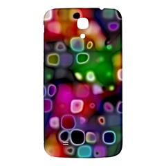 Psychedelic Lights 2 Samsung Galaxy Mega I9200 Hardshell Back Case by MoreColorsinLife