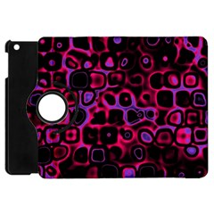Psychedelic Lights 3 Apple Ipad Mini Flip 360 Case by MoreColorsinLife