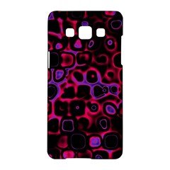 Psychedelic Lights 3 Samsung Galaxy A5 Hardshell Case  by MoreColorsinLife