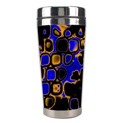 Psychedelic Lights 5 Stainless Steel Travel Tumblers by MoreColorsinLife