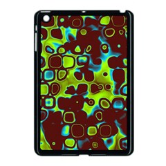 Psychedelic Lights 6 Apple Ipad Mini Case (black) by MoreColorsinLife
