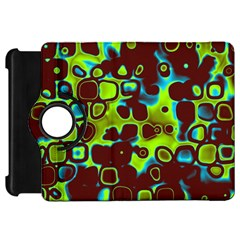Psychedelic Lights 6 Kindle Fire Hd 7  by MoreColorsinLife
