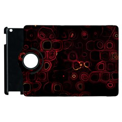 Psychedelic Lights 4 Apple Ipad 3/4 Flip 360 Case by MoreColorsinLife