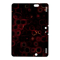 Psychedelic Lights 4 Kindle Fire Hdx 8 9  Hardshell Case by MoreColorsinLife