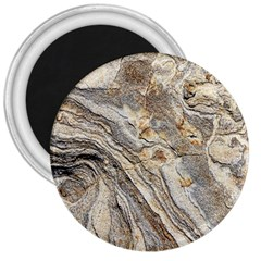 Background Structure Abstract Grain Marble Texture 3  Magnets by Nexatart