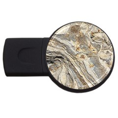 Background Structure Abstract Grain Marble Texture Usb Flash Drive Round (2 Gb) by Nexatart