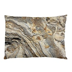 Background Structure Abstract Grain Marble Texture Pillow Case (two Sides)