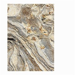 Background Structure Abstract Grain Marble Texture Small Garden Flag (two Sides) by Nexatart