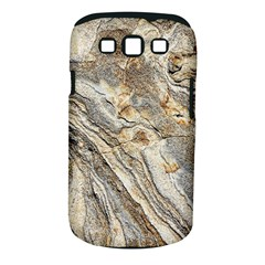 Background Structure Abstract Grain Marble Texture Samsung Galaxy S Iii Classic Hardshell Case (pc+silicone) by Nexatart