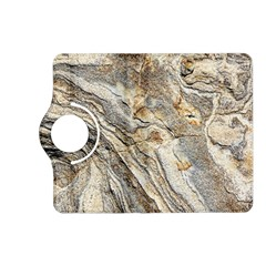 Background Structure Abstract Grain Marble Texture Kindle Fire Hd (2013) Flip 360 Case by Nexatart