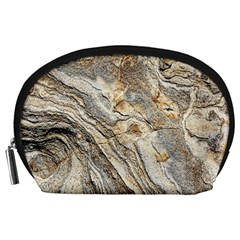 Background Structure Abstract Grain Marble Texture Accessory Pouches (large)