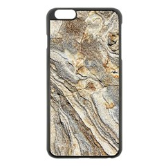 Background Structure Abstract Grain Marble Texture Apple Iphone 6 Plus/6s Plus Black Enamel Case