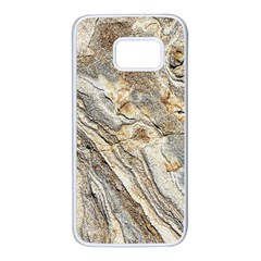Background Structure Abstract Grain Marble Texture Samsung Galaxy S7 White Seamless Case