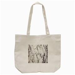 Marble Granite Pattern And Texture Tote Bag (cream) by Nexatart