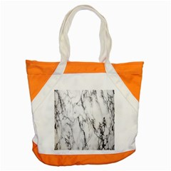Marble Granite Pattern And Texture Accent Tote Bag by Nexatart