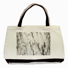 Marble Granite Pattern And Texture Basic Tote Bag (two Sides) by Nexatart