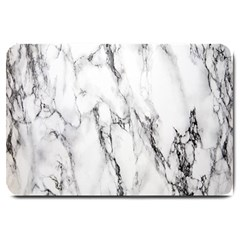 Marble Granite Pattern And Texture Large Doormat  by Nexatart