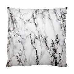 Marble Granite Pattern And Texture Standard Cushion Case (one Side) by Nexatart