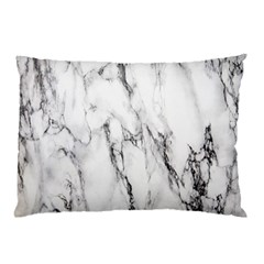 Marble Granite Pattern And Texture Pillow Case by Nexatart