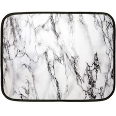 Marble Granite Pattern And Texture Fleece Blanket (mini)