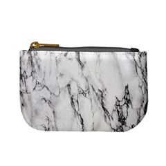 Marble Granite Pattern And Texture Mini Coin Purses by Nexatart