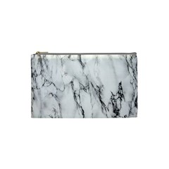 Marble Granite Pattern And Texture Cosmetic Bag (small)  by Nexatart