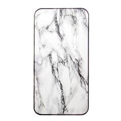 Marble Granite Pattern And Texture Apple Iphone 4/4s Seamless Case (black)