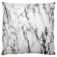 Marble Granite Pattern And Texture Standard Flano Cushion Case (one Side)