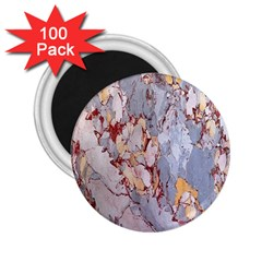 Marble Pattern 2 25  Magnets (100 Pack)