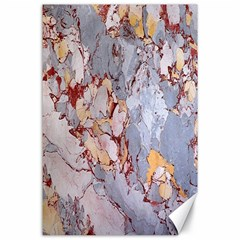Marble Pattern Canvas 24  X 36