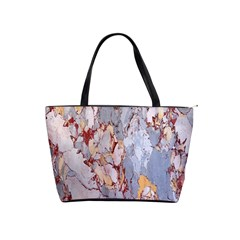 Marble Pattern Shoulder Handbags