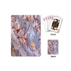 Marble Pattern Playing Cards (mini)