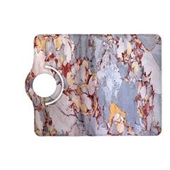 Marble Pattern Kindle Fire Hd (2013) Flip 360 Case by Nexatart