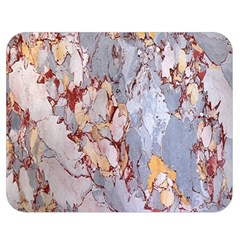 Marble Pattern Double Sided Flano Blanket (medium)