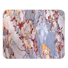 Marble Pattern Double Sided Flano Blanket (large)