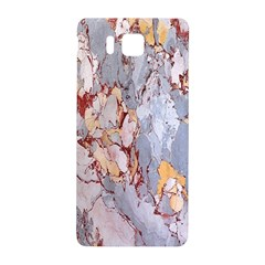 Marble Pattern Samsung Galaxy Alpha Hardshell Back Case