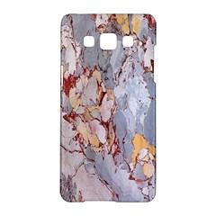 Marble Pattern Samsung Galaxy A5 Hardshell Case