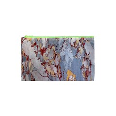 Marble Pattern Cosmetic Bag (xs)