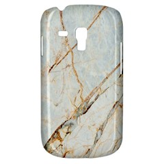 Marble Texture White Pattern Surface Effect Galaxy S3 Mini