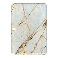 Marble Texture White Pattern Surface Effect Samsung Galaxy Tab Pro 12 2 Hardshell Case by Nexatart