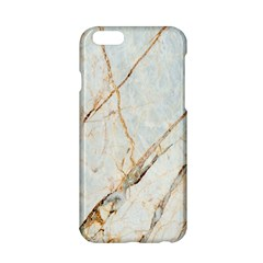 Marble Texture White Pattern Surface Effect Apple Iphone 6/6s Hardshell Case
