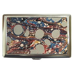 Marbling Cigarette Money Cases