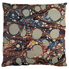 Marbling Standard Flano Cushion Case (one Side) by Nexatart