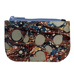 Marbling Large Coin Purse