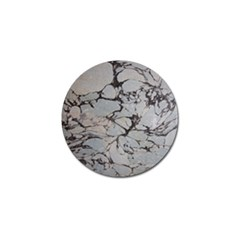 Slate Marble Texture Golf Ball Marker (4 Pack)