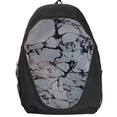 Slate Marble Texture Backpack Bag