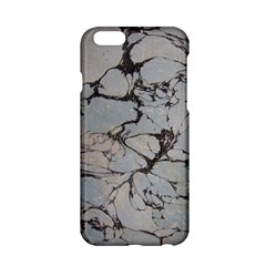 Slate Marble Texture Apple Iphone 6/6s Hardshell Case by Nexatart
