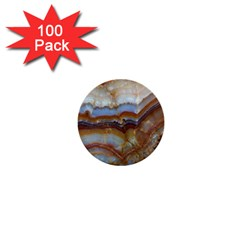 Wall Marble Pattern Texture 1  Mini Buttons (100 Pack)