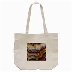 Wall Marble Pattern Texture Tote Bag (cream)