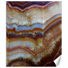 Wall Marble Pattern Texture Canvas 20  X 24